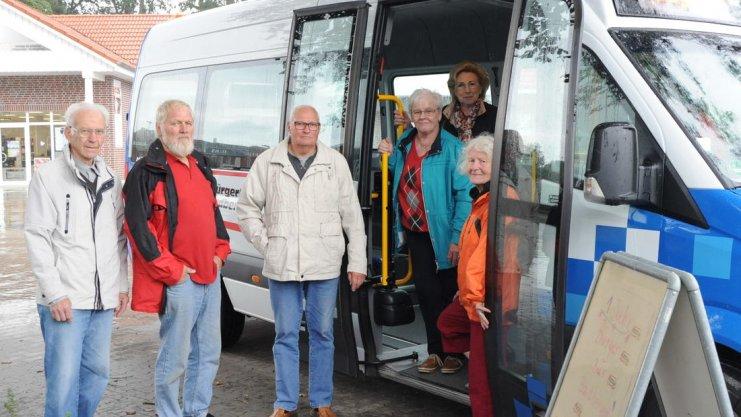 Bürgerbus Badbergen seit einem Jahr auf Tour
