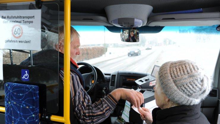 Fahrgastzahlen für Badberger Bürgerbus im Aufwind