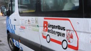 Auch Sponsoren tragen mit zum Gelingen des Projektes Bürgerbus in Badbergen bei. Foto: Josef Pohl