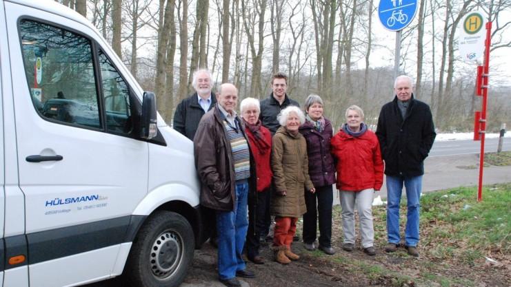 Bürgerbus Badbergen: Route besteht ersten Praxistest