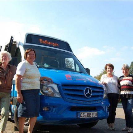 Badberger Bürgerbus ist seit zwei Jahren auf Tour