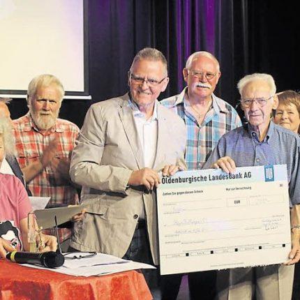 Ehrenamtspreis für Bürgerbusverein Badbergen